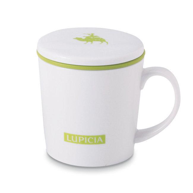 accessoires tasses bols et mugs mug chakoshi avec filtre vert lupicia. Black Bedroom Furniture Sets. Home Design Ideas