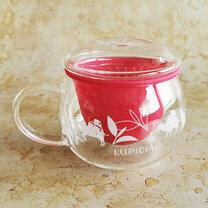 accessoires tasses bols et mugs mug mon pote avec filtre framboise lupicia. Black Bedroom Furniture Sets. Home Design Ideas
