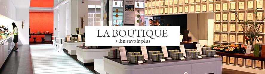 Notre boutique parisienne