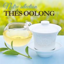 Découvrez notre sélection de thés oolong.