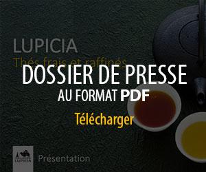 Dossier de presse Lupicia
