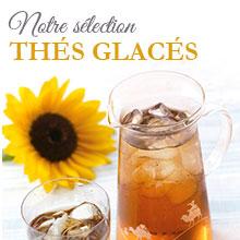 Notre sélection de thés glacés
