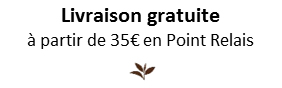 Livraison gratuite à partir de 35 euros.