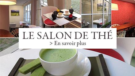 Salon de thé LUPICIA