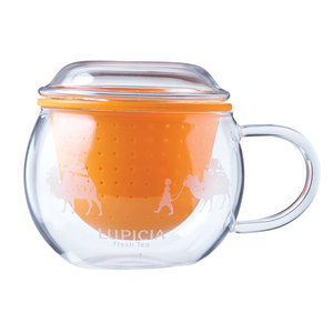 MUG MON POTE 330ML ORANGE