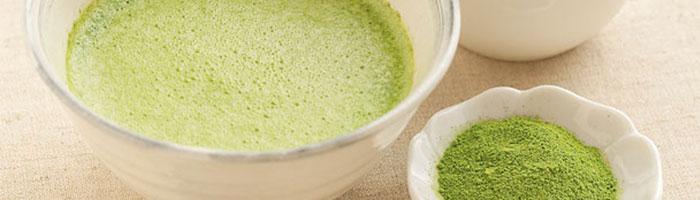 Nos thés verts Matcha du Japon