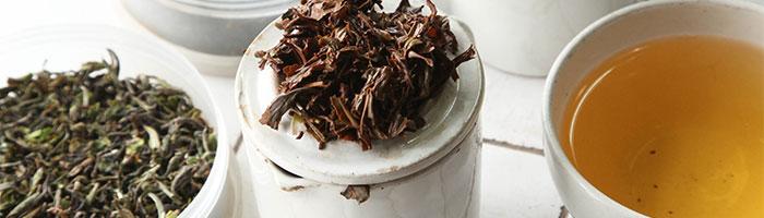 Nos thés noirs en provenance d'Inde et de Ceylan