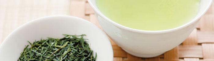Nos thés verts du Japon.